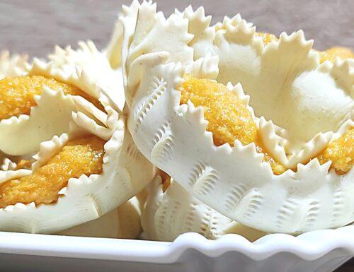 Tilicas di miele e mandorle ricetta sarda