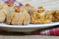 Biscotti alle noci senza farina e senza lievito
